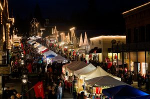 about the region - nevada city